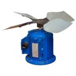 Электродвигатели для привода осевых вентиляторов (трансформаторные)
